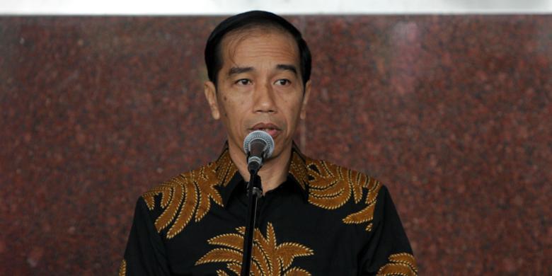 Tujuh Gubernur Terpilih Segera Dilantik Jokowi
