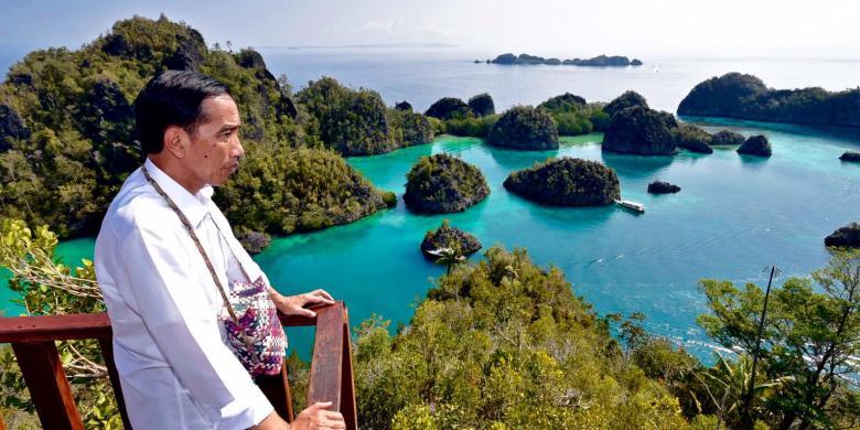 Jokowi: Kampanyekan Pariwisata Indonesia Di China