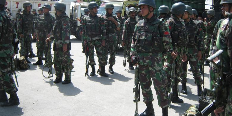 Baku Tembak Jarak Dekat di Poso, 1 Polisi Tewas Tertembak di Dagu