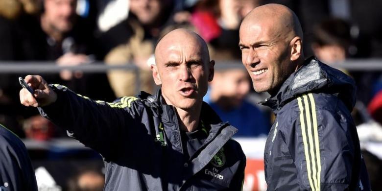Agen Bola Terbaik - Zidane Langsung Setuju