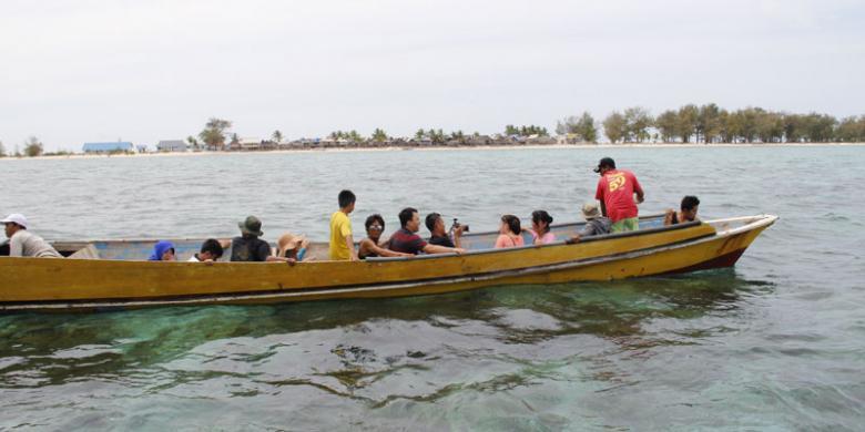 0919531sagori perahu2780x390 » Gairahkan Pariwisata, Batik Air Terbang Ke Sultra