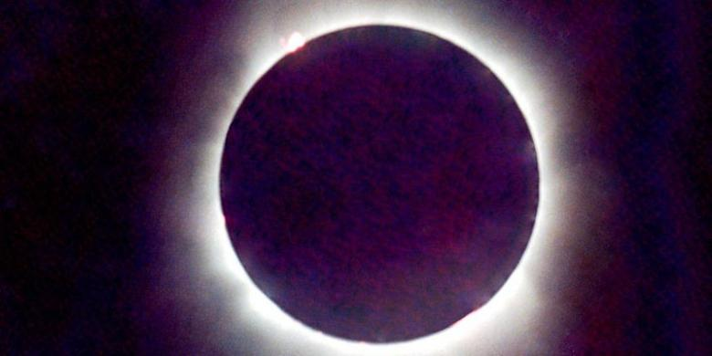 Sebuah Mitos adat Gerhana Matahari Menurut Suku pedalamanDayak Wehea.