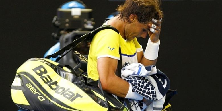 Nadal Gagal Ke Perempatfinal