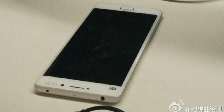 Rilis 22 Februari, Inikah Tampang Xiaomi Mi5?