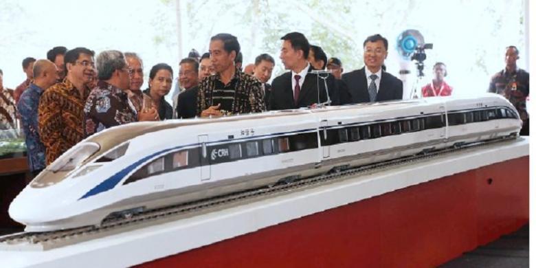 Giliran TNI AU dan BMKG Menyoal Kereta Cepat