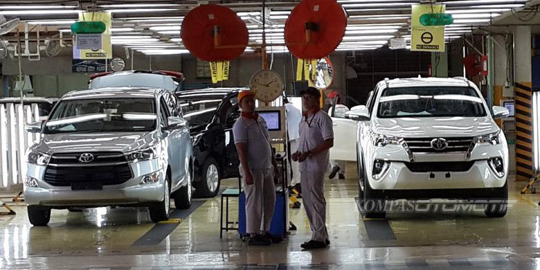 Afrika Utara, Pelita Ekspor Baru Toyota Indonesia