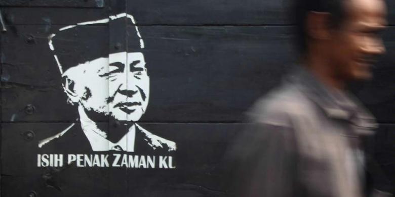 Bersih Status Hukum, Soeharto Layak Diajukan Menjadi Pahlawan Nasional