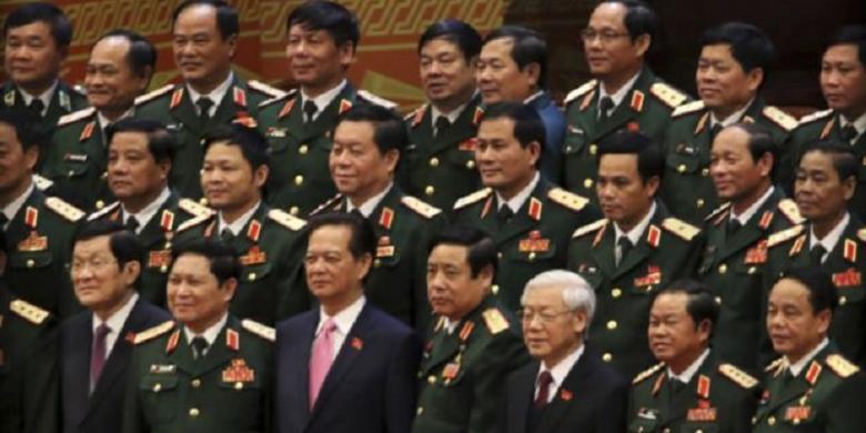 Transisi Politik Vietnam Perbaiki Hubungan dengan China
