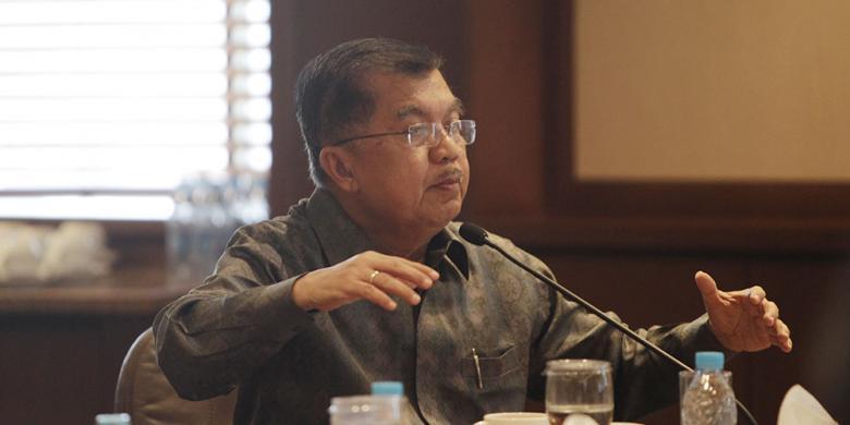 JK Berharap Jumlah Pengusaha Di Indonesia Bertambah