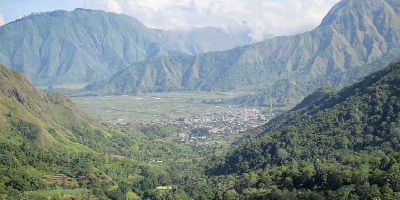 Pendakian Gunung Rinjani Ditutup Awal 2017