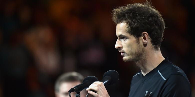 Geser Djokovic,  Murray Peringkat Satu Dunia