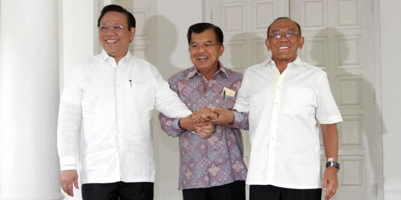 Aburizal Batalkan Tuntutan Ganti Rugi Rp 100 M ke Pemerintah