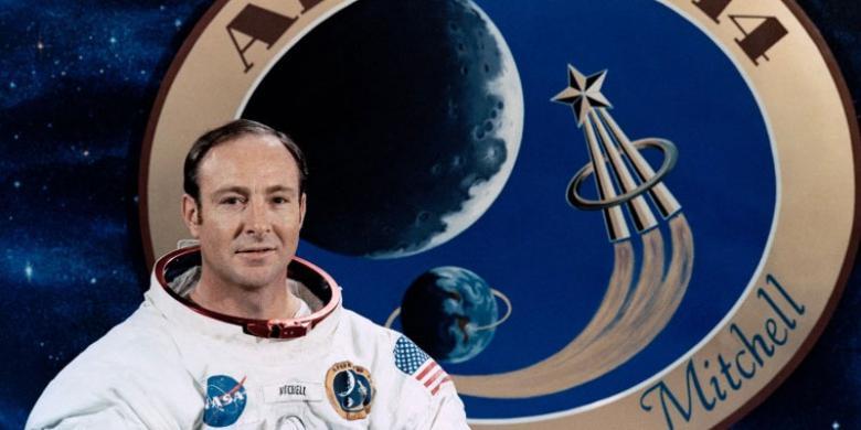 Edgar Mitchell, Astronot yang Pernah Berjalan di Bulan Meninggal