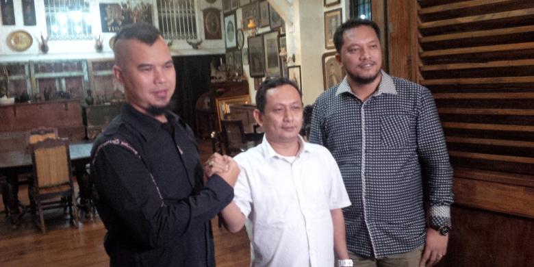 Ahmad Dhani: Apakah Ini Artinya Warga Jakarta Butuh Pemimpin seperti Saya?