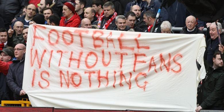 Soal Kenaikan Harga Tiket, Manajemen Liverpool Minta Maaf