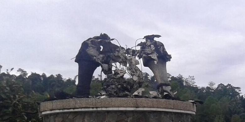 Patung Arjuna Dibakar,  Bupati Purwakarta Akan Bangun Banyak Patung