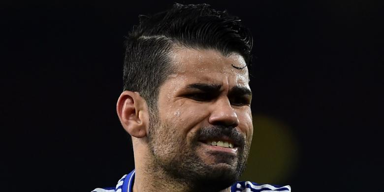 Patah Hidung, Costa Tambah Pasukan Bertopeng Chelsea