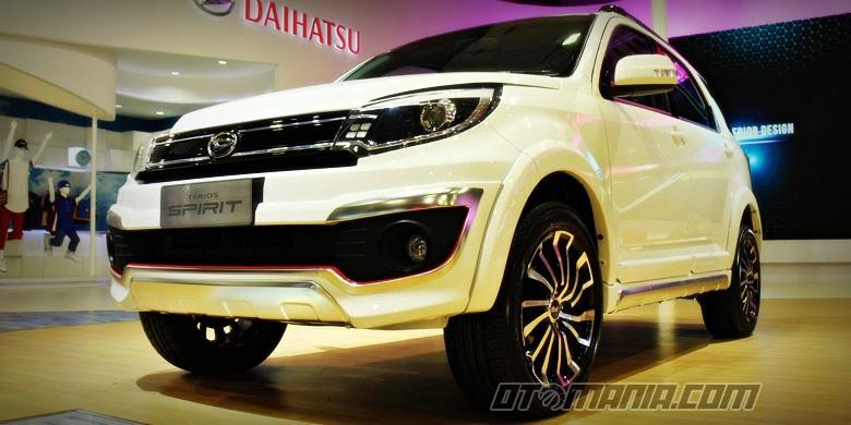 Ada Daihatsu Edisi Terbatas di GIIAS 2016