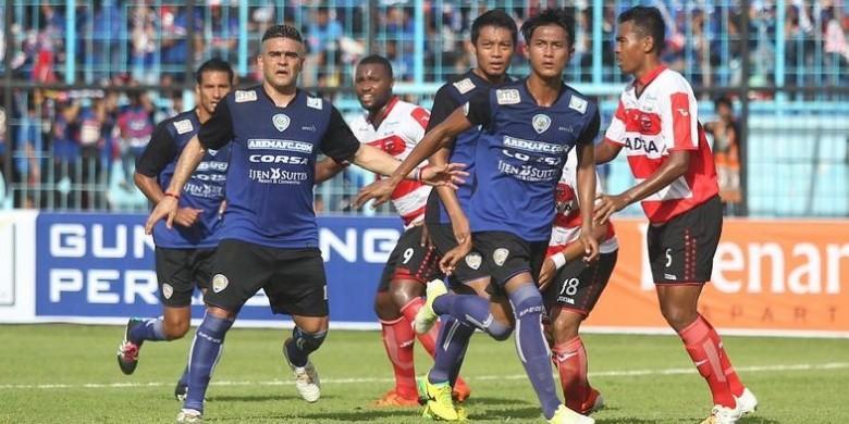 Prediksi Skor Arema vs Madura United 2 Sept 2016 TCS