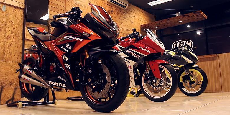 Trio Modif Anti Norak Honda CBR150R Terbaru