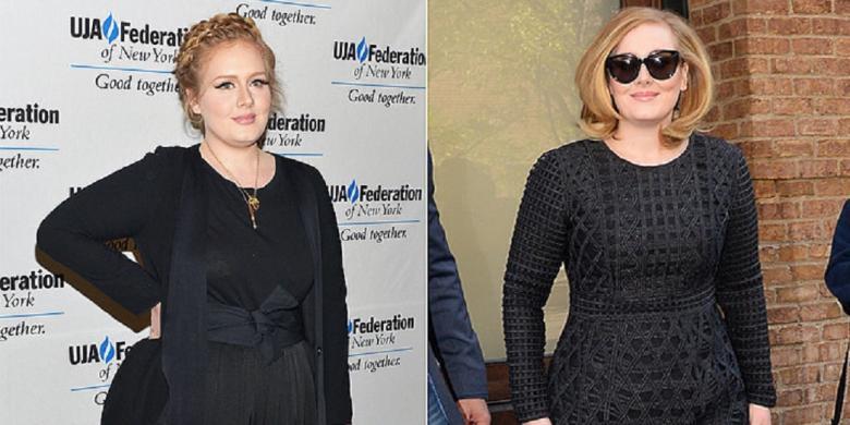 Dieta vegetariana, niente fumo e pilates: ecco come la cantante Adele ha perso 30 chili