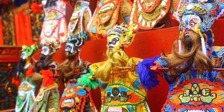 Naga Terpanjang Se-Asia Ramaikan Pekan Budaya Tionghoa Yogya 2017