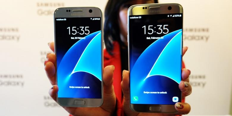 Samsung Galaxy S7 Sudah Bisa Dibeli Langsung, Harganya?