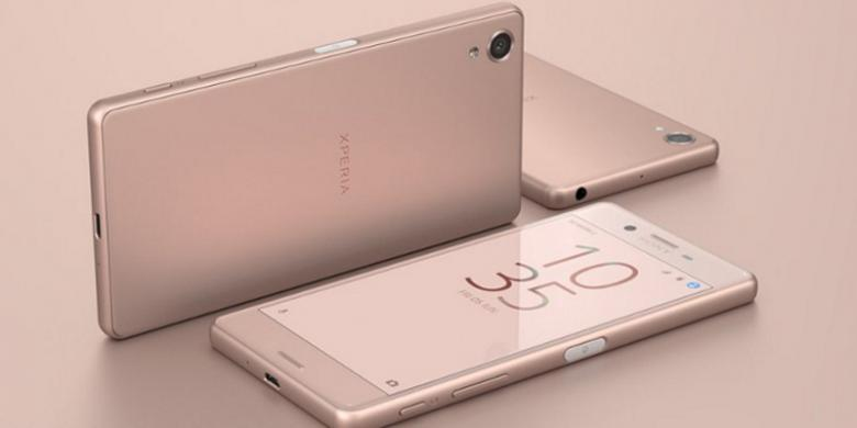 Sony Luncurkan 3 Ponsel Android Xperia X