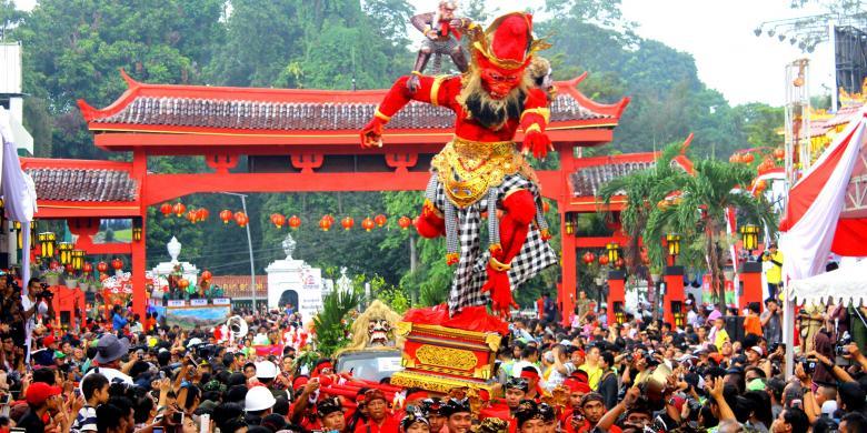 Berkunjung Ke Cap Go Meh Bogor Street Festival, Ini Lokasi Parkirnya