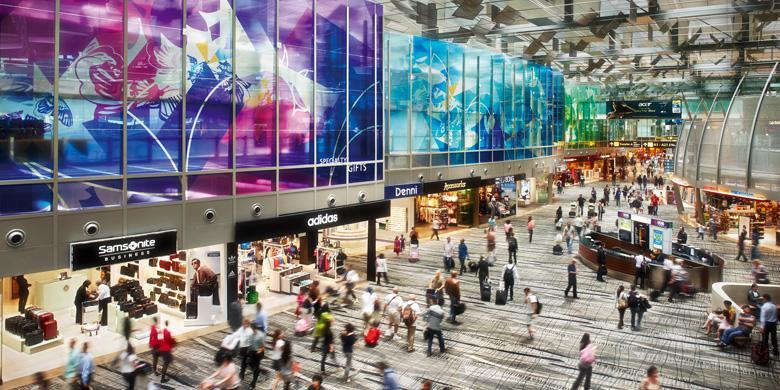 """8 Bandara Internasional Yang Paling """"Hit"""" Di Instagram"""