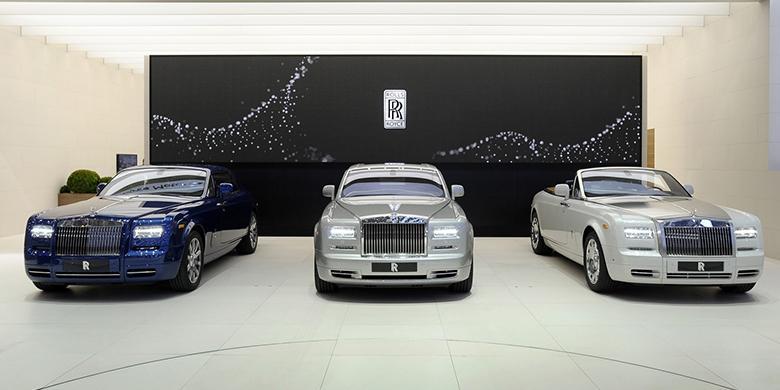 Rolls Royce Dealers >> Otomotif Produk 50 Konglomerat Dunia Rebutan Sedan Mewah