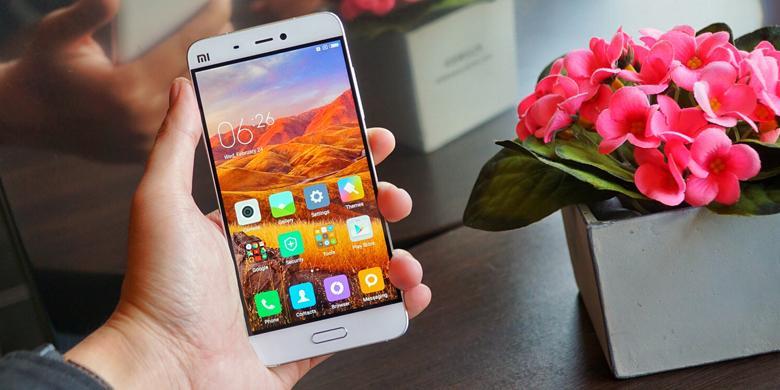 "Xiaomi Bersiap Luncurkan Mi 5c ""Bezel"" Tipis"