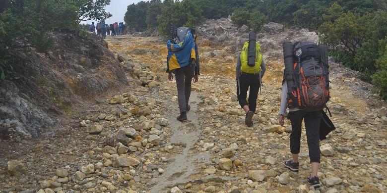 Pemkab Garut Kembangkan Wisata Vulkanik