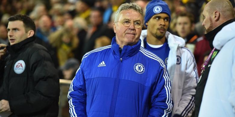 Ranieri Telepon Hiddink untuk Ucapkan Terima Kasih