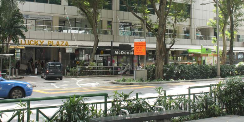Belanja Di Orchard Road, Ini 9 Tempat Shalat Untuk Turis Muslim