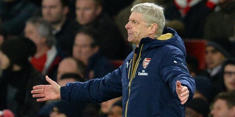 Wenger Tak Terkejut Allardyce Jadi Manajer Inggris