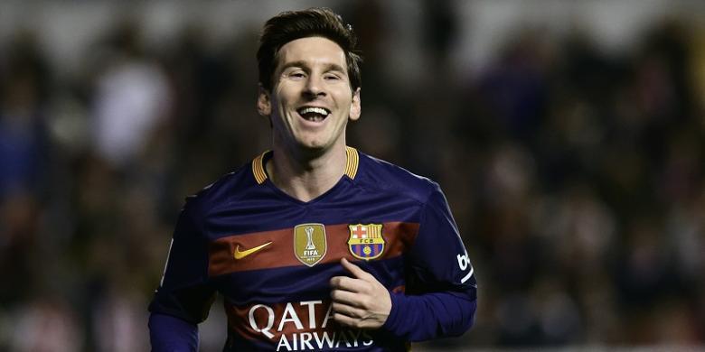 Messi Akui Tak Akan Selamanya di Barcelona