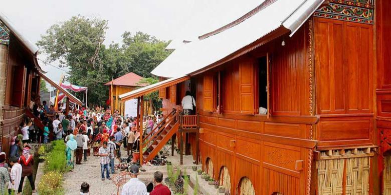 Rumah Gadang Nagari Sumpu