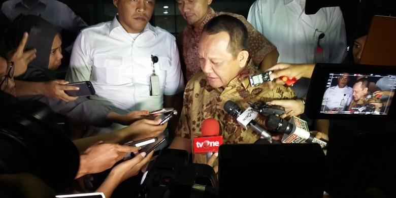 Sekretaris MA Nurhadi Bantah Sembunyikan Sopirnya