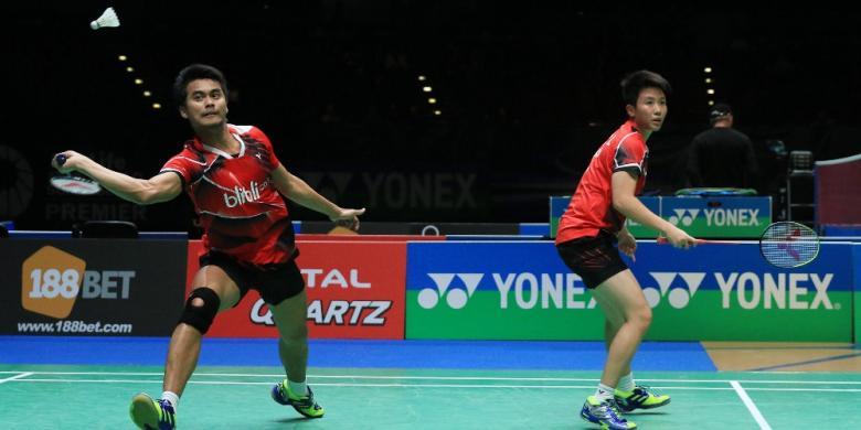 Tugas Tontowi/Liliyana Pertahankan Gelar pada Kejuaraan Asia