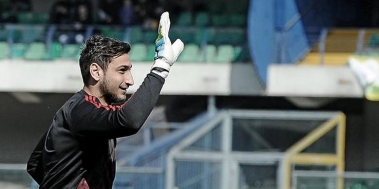 Donnarumma Bercita-cita Jadi Kapten AC Milan