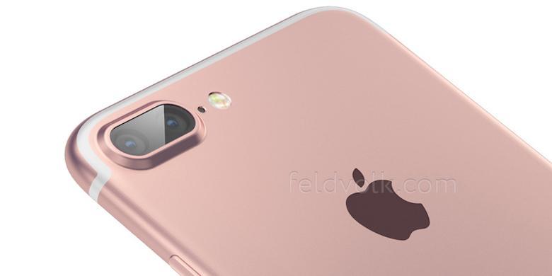 IPhone 7 Jadi Pengusung RAM Tertinggi?
