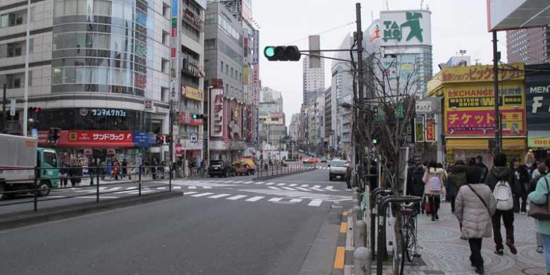 Berjiwa Muda? Jangan Lupa Kalau Ke Tokyo Mampir Ke Sini
