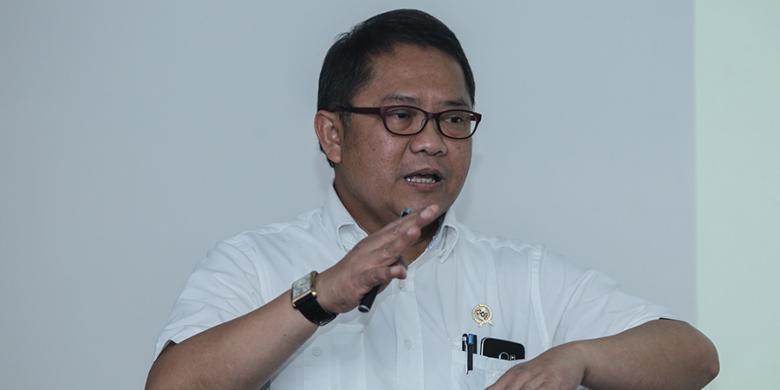 Menkominfo Tanggapi Tweet SBY