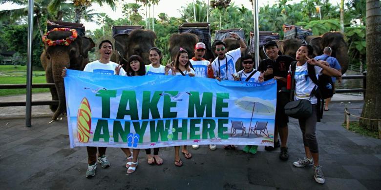 "Mau Liburan Gratis Di Yogyakarta? Ikuti Kuis ""Take Me Anywhere 2"""
