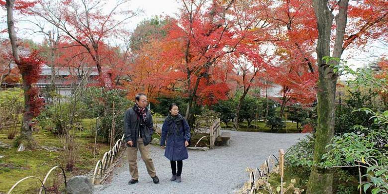 Catat, Akhir Pekan Ini Japan Travel Fair Digelar Di Jakarta