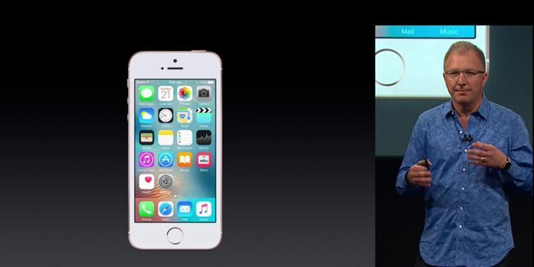 Apple resmi memperkenalkan ponsel teranyar bertajuk