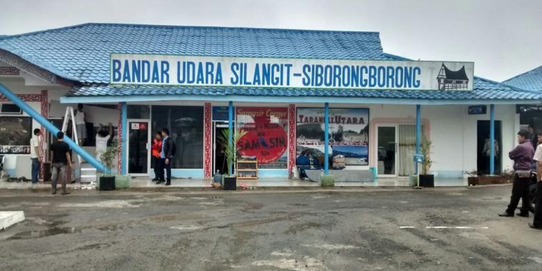 Misionaris Di Tanah Batak Diusulkan Jadi Nama Bandara