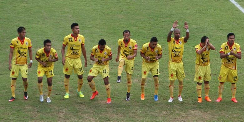 Sriwijaya FC Asuransikan Pemainnya