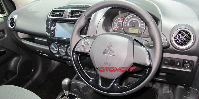 Menyapa Mitsubishi Mirage Facelift Langsung Di Thailand